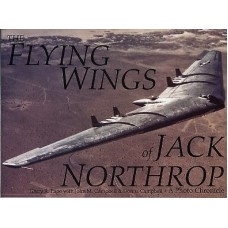 The Flying Wings of Jack Northrop Boeken