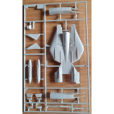F-14D Tomcat 'VF-11 Red Rippers' - sprue A 1/72