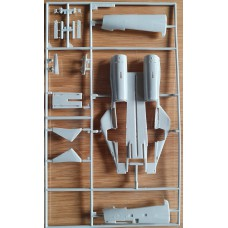 F-14D Tomcat 'VF-11 Red Rippers' - sprue B 1/72