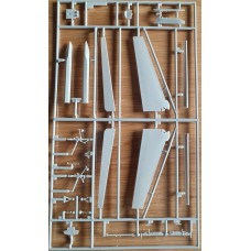 F-14D Tomcat 'VF-11 Red Rippers' - sprue C 1/72