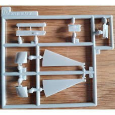 F-14D Tomcat 'VF-11 Red Rippers' - sprue N 1/72