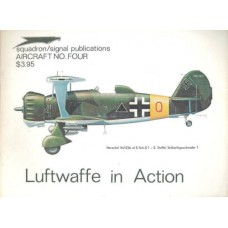 Luftwaffe in action Boeken