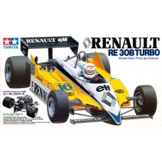 Renault RE-30B turbo 1/20