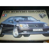 MB S600 Coupe AMG 1/24