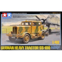 German Heavy Tractor SS-100 1/48