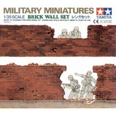 brick wall set 1/35