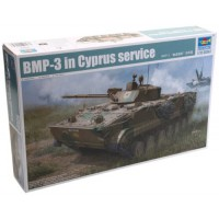 BMP-3 in Cyprus service 1/35