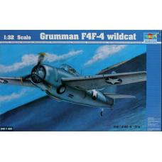 Grumman F4F-4 Wildcat 1/32