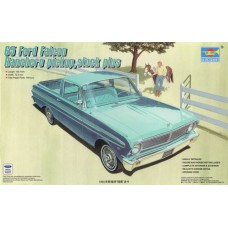 65 Ford Falcon Ranchero 1/25