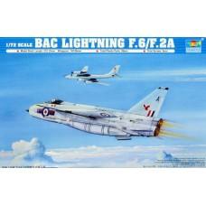 BAC Lightning F6/F2A 1/72
