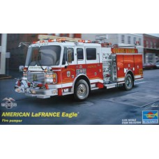 lafrance eagle fire pumper truck 1/25