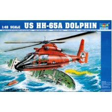 US HH-65A Dolphin 1/48