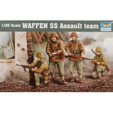 waffen SS assault team 1/35