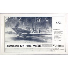 Australian Spitfire Mk VIII 1/72
