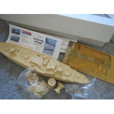 USS New York 1944 Battle ship 1/350