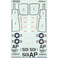 AJ-2 Savage Decals 1/72