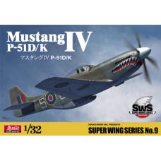 P-51 D/K Mustang 1/32
