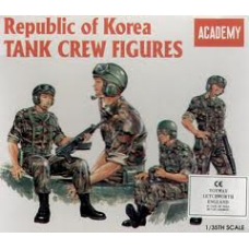 Republic of Korea Tank crew 1/35