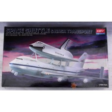 Space shuttle and NASA transport 1/288