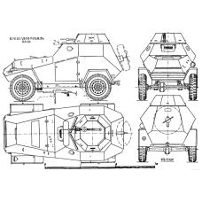 Russian BA64 1/35