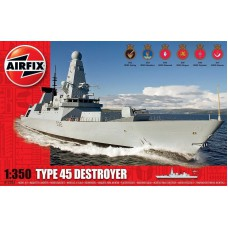 Type 45 Destroyer 1/350