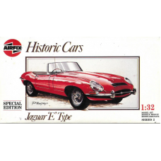 Jaguar E-type 1/32