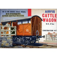 Cattle wagon Cargo cars