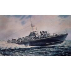 Vosper motor torpedo boat 1/72