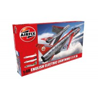 English electric lightning F1/F1A 1/48
