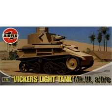 Vickers Light Tank Mk VI a/b/c 1/76