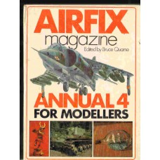 Airfix magazine - Annual 4 For Modellers Boeken