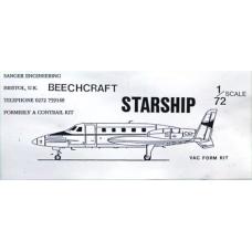Beech Starship 1/72