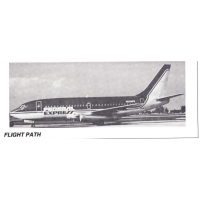 Federal Express Old Colors 737-200 Decals 1/100