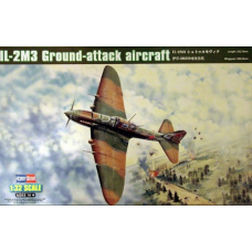 IL-2M3 Ground Attack aircraft 1/32