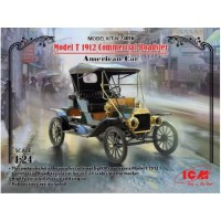 Model T 1912 Commercial roadster 1/24