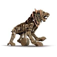 Mechanical Lion figuurtjes
