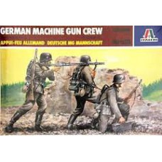 german machine gun crew 1/35