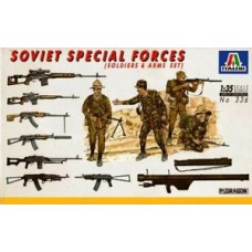 Soviet special forces 1/35