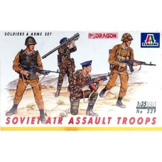 Soviet air assault troops 1/35