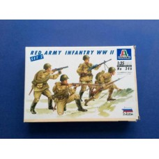 Red army infantry WWII 1/35