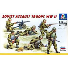 soviet assault troops 1/35