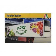 Reefer Trailer 1/24
