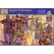 German Paratroopers WWII 1/72