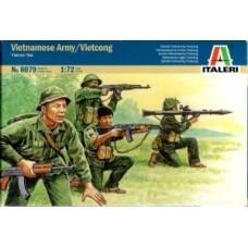 Vietnamese Army/Vietcong Vietnam War 1/72
