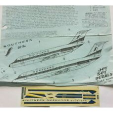 DC-9 Southern Decals 1/144