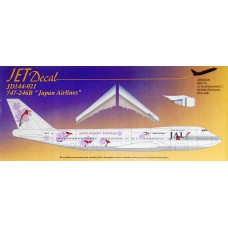747-246B Japan airlines Decals 1/144