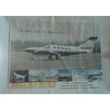 Cessna 414A Chansellor 1/72