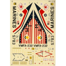 F-4 Phantoms Decals 1/48