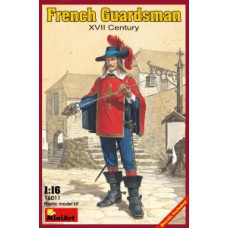 French Guardsmen 1/16