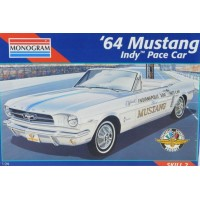 64 Mustang Indy Pace Car 1/24